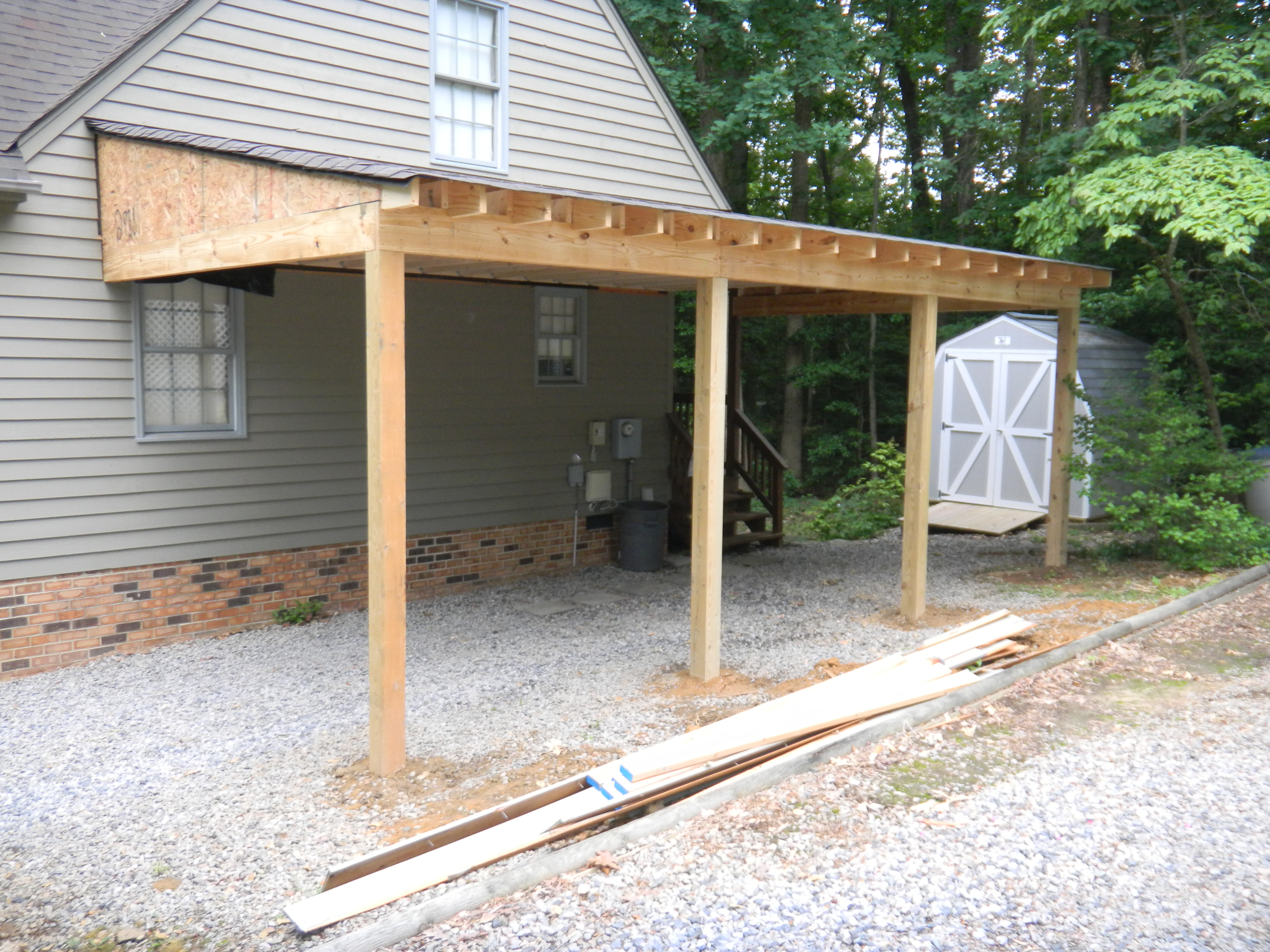 Carport - RBM Remodeling Solutions, LLC