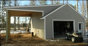 Custom Carport for any size