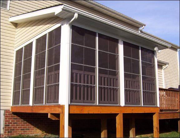 Sliding Porch Panels