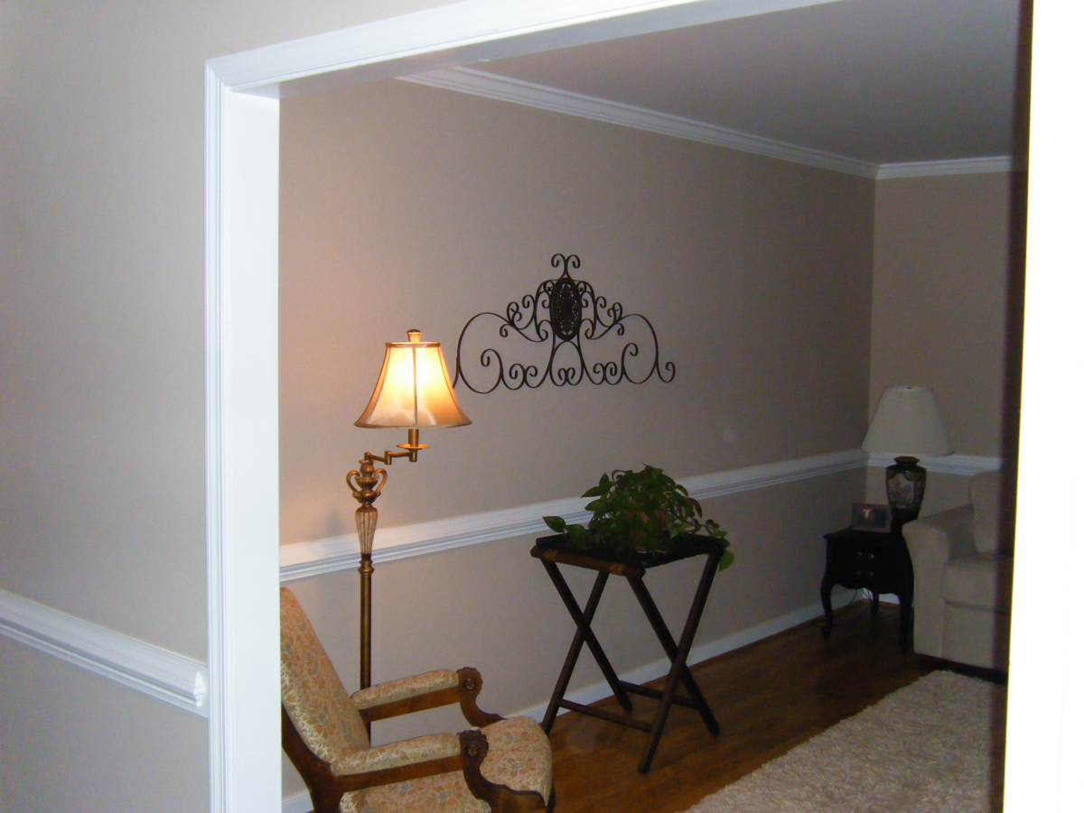 Photo from foyer in home